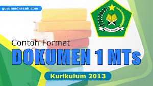 Download Dokumen 1 Kurikulum 2013 SMP/ MTs Terbaru
