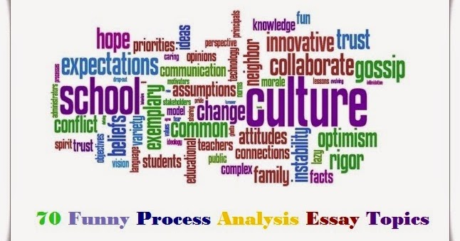 funny process analysis essay topics jpg