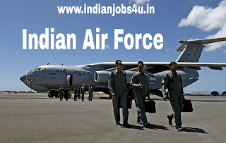 Indian Air Force Recruitment