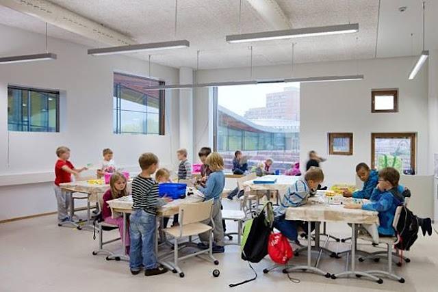 Penerapan 5 jam sekolah per hari di Finlandia