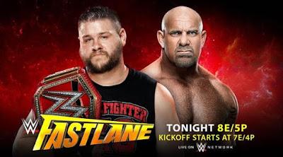 Watch Online English TV Show WWE Fastlane 2017 300MB DVDRip 480P Free Download At WorldFree4u.Com