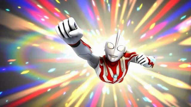 Upin  Ipin dan Ultraman Ribut Bergabung Menyelamatkan Bumi