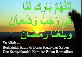 Amalan dan Doa Malam ke 27 Rajab