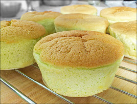 Pandan Chiffon Cake Recipe Kitchentigress