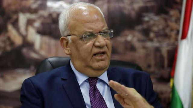 Palestina llama a Europa y la ONU a condenar crímenes de Israel