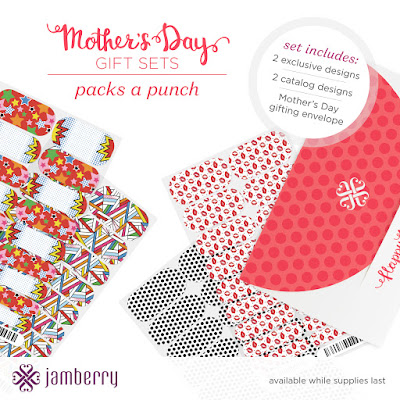 jamberry, mother's day, gift set, packs a punch, nail art, nail wraps, nail mail, jamberry consultant