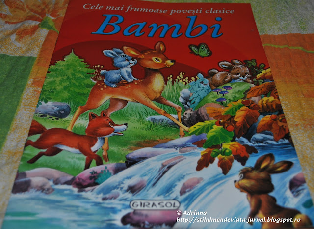 cele mai frumoase povesti, bambi