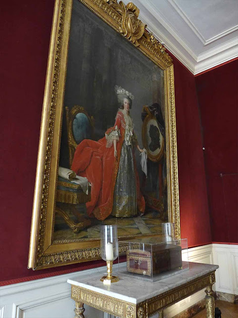 peinture château de versailles
