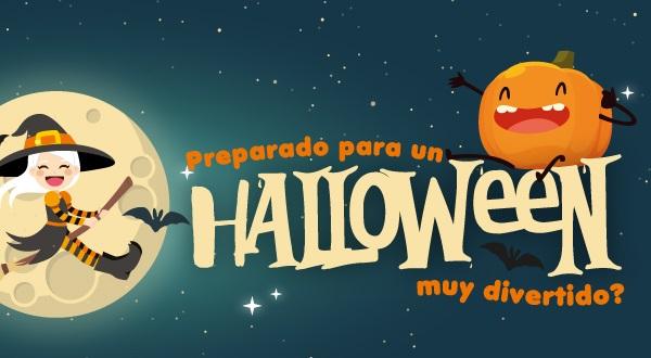 Planes con niños para Halloween en Valencia