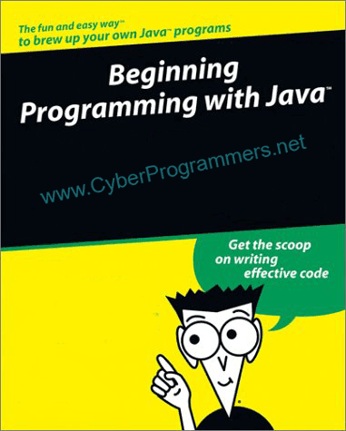 Java programming eBooks
