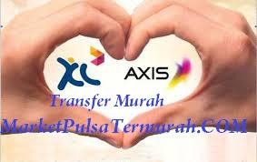 XL Axis Transfer Murah Market Pulsa