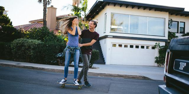 Perbedaan Antara Longboard dan Skateboard