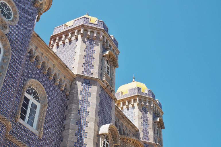 Visiter le palais de Pena près de Lisbonne