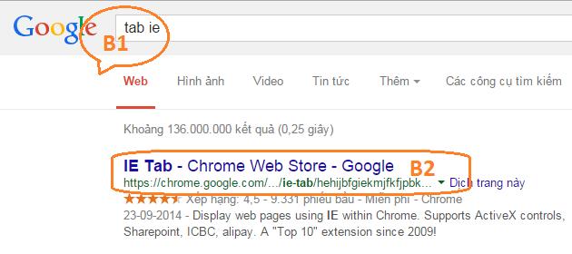 Hướng dẫn nộp tờ khai thuế bằng trình duyệt Google Chrome - Chữ ký
