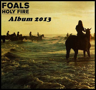 Foals Album Holy Fire