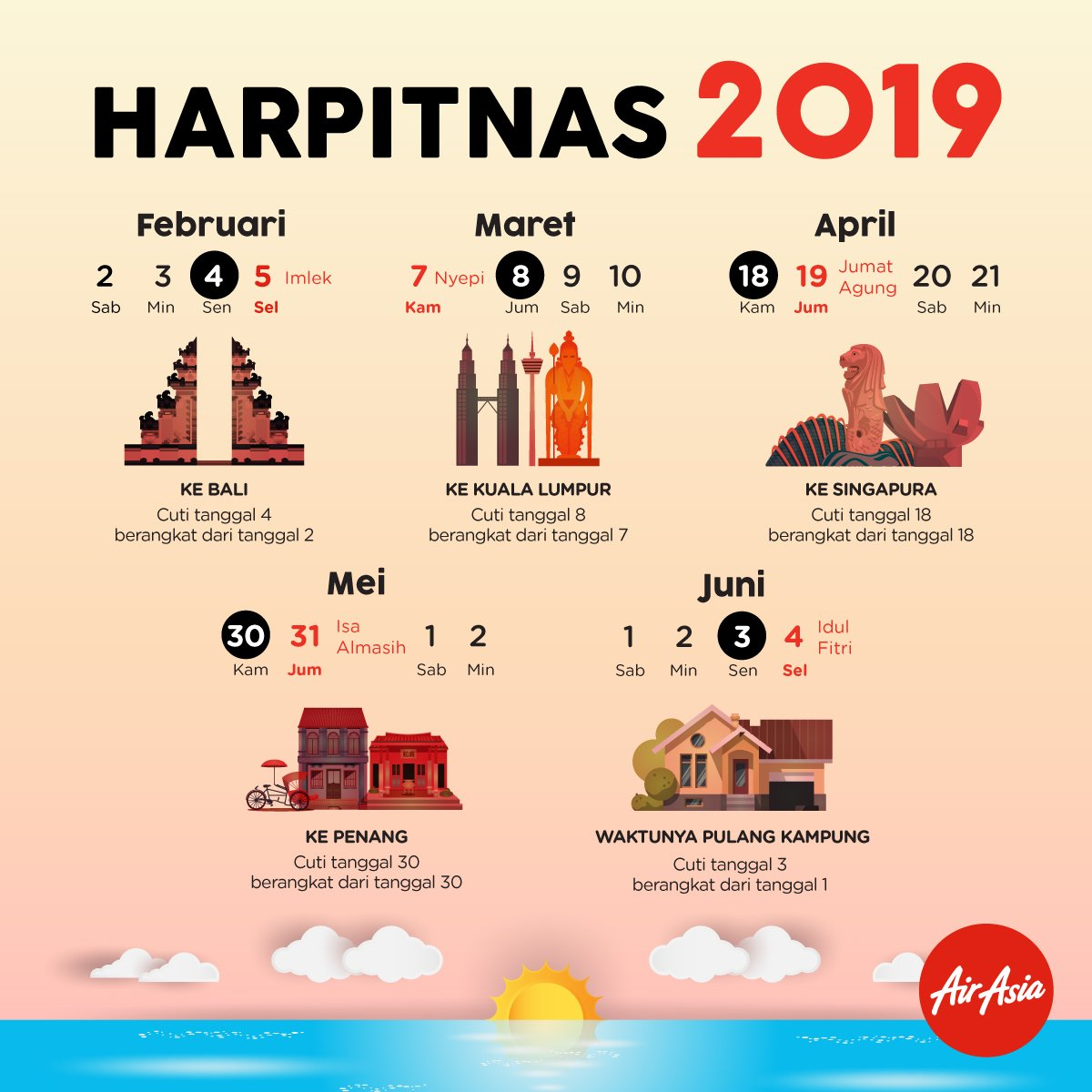 News - Info Kalender Harpitnas 2019