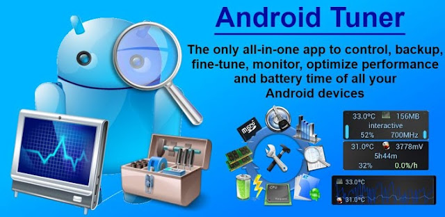 Android Tuner APK 0.93 Full Version