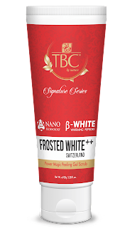 TBC by nature unveils Power Magic Peeling Gel Scrub