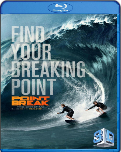 Point Break [BD50] [3D] [2015] [Latino]