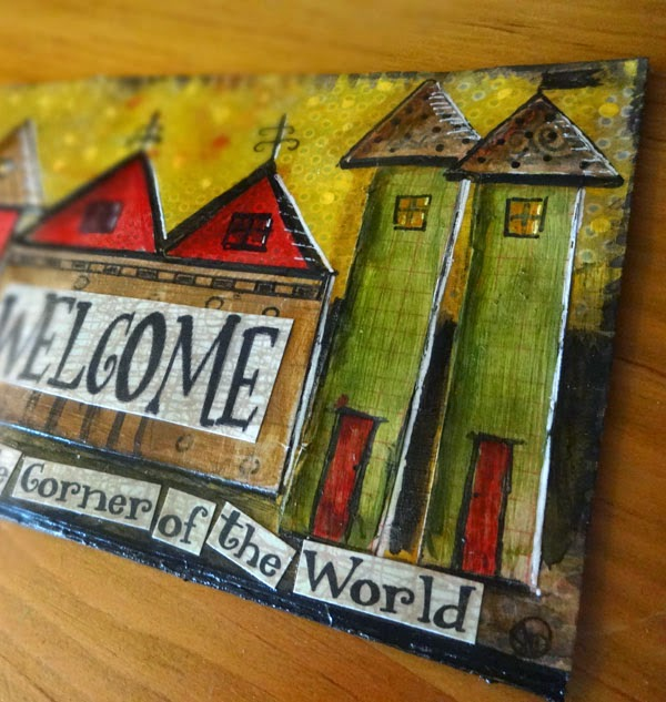 Literary News From All Corners Of The World: CreativeSteph13: Welcome To Our Little Corner Of The World