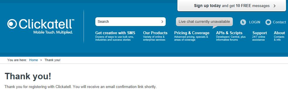 free sms receiver online