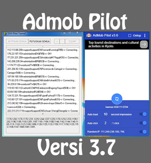 Download Admob Pilot V3.7 Gratis Full Version