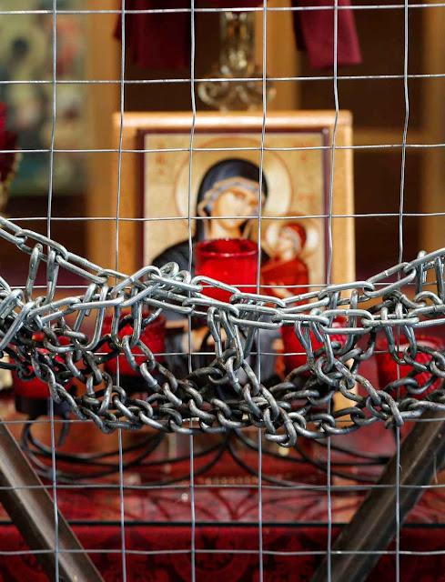 Símbolo da perseguição religiosa na Crimeia que não podia ser ignorada pela Declaração de Havana
