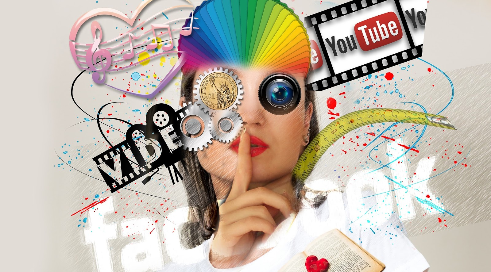 Fashion and Beauty di Media Sosial