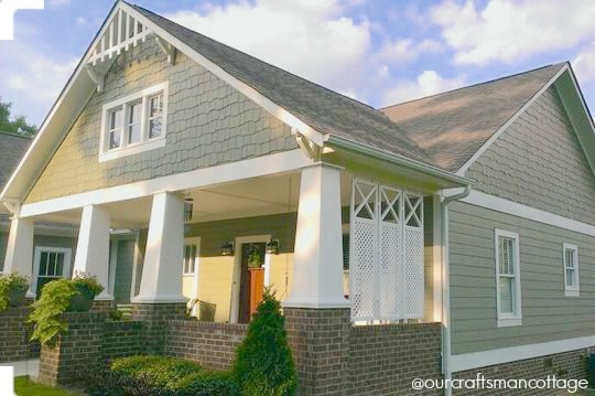Craftsman home projects