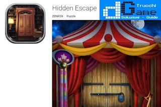 Soluzioni Hidden Escape di tutti i livelli