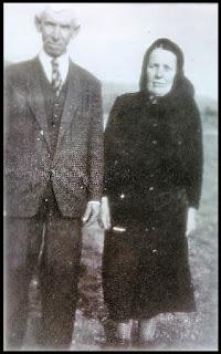 Franciszek i Anna Więckowscy - Ustrzyki Dolne