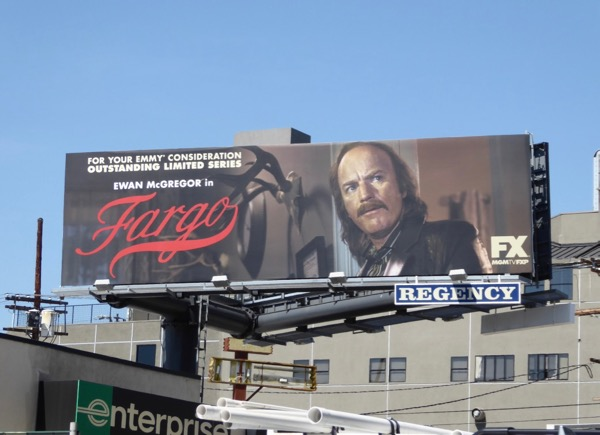 Fargo season 3 Emmy FYC billboard