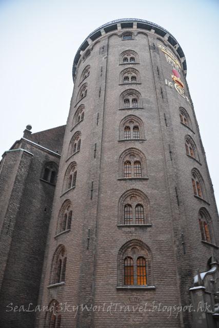 copenhagen, 哥本哈根, round tower, 圓塔