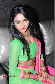Pooja Sri Pictures at Dandiya Navrang Utsav 2016 Curtain Raiser Event ~ Celebs Next