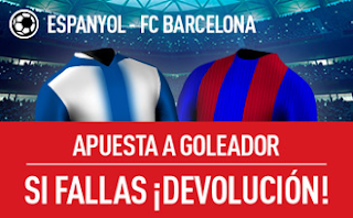 sportium promocion derbi Espanyol vs Barcelona 29 abril