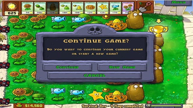 Download Plants vs Zombies GOTY Edition Gameplay