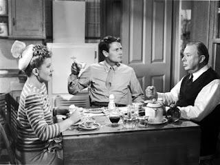 The More The Merrier Jean Arthur Joel McCrea Charles Coburn 1943 romantic comedy
