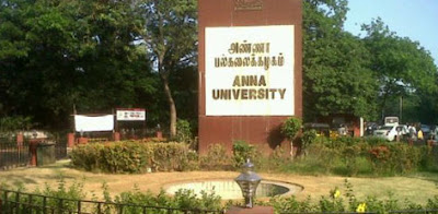 Anna university Chennai affiliated colleges UG PG time table, results for Nov Dec 2016 Jan 2017 Exam Updates