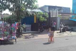 Band di Pasar Minggu Singosari, Malang