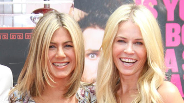 Jennifer Aniston quizzed by Chelsea Handler about nudist
