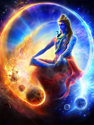 shivji-in-maditation-on-the-planet