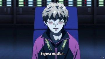 Phantom in the Twilight Episode 9 Subtitle Indonesia