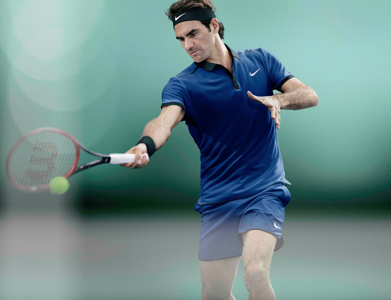 75db0da6 Roger Federer's French Open 2016 Outfit ~ Roger Federer The Champ