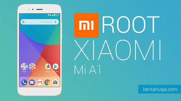 How To Root Xiaomi Mi A1 And Install TWRP Recovery