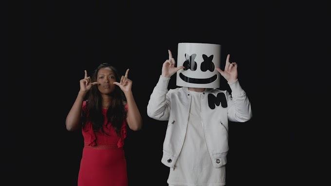 Marshmello, primer DJ cantando en lengua de signos