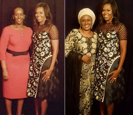 photo aisha buhari photoshopped