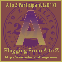 A is for April, Autism Awareness, and A to Z Blog Challenge!
