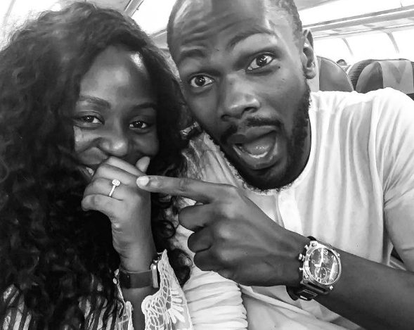 toyosi phillips engaged