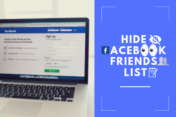 How Do I Hide My Friend List On Facebook<br/>