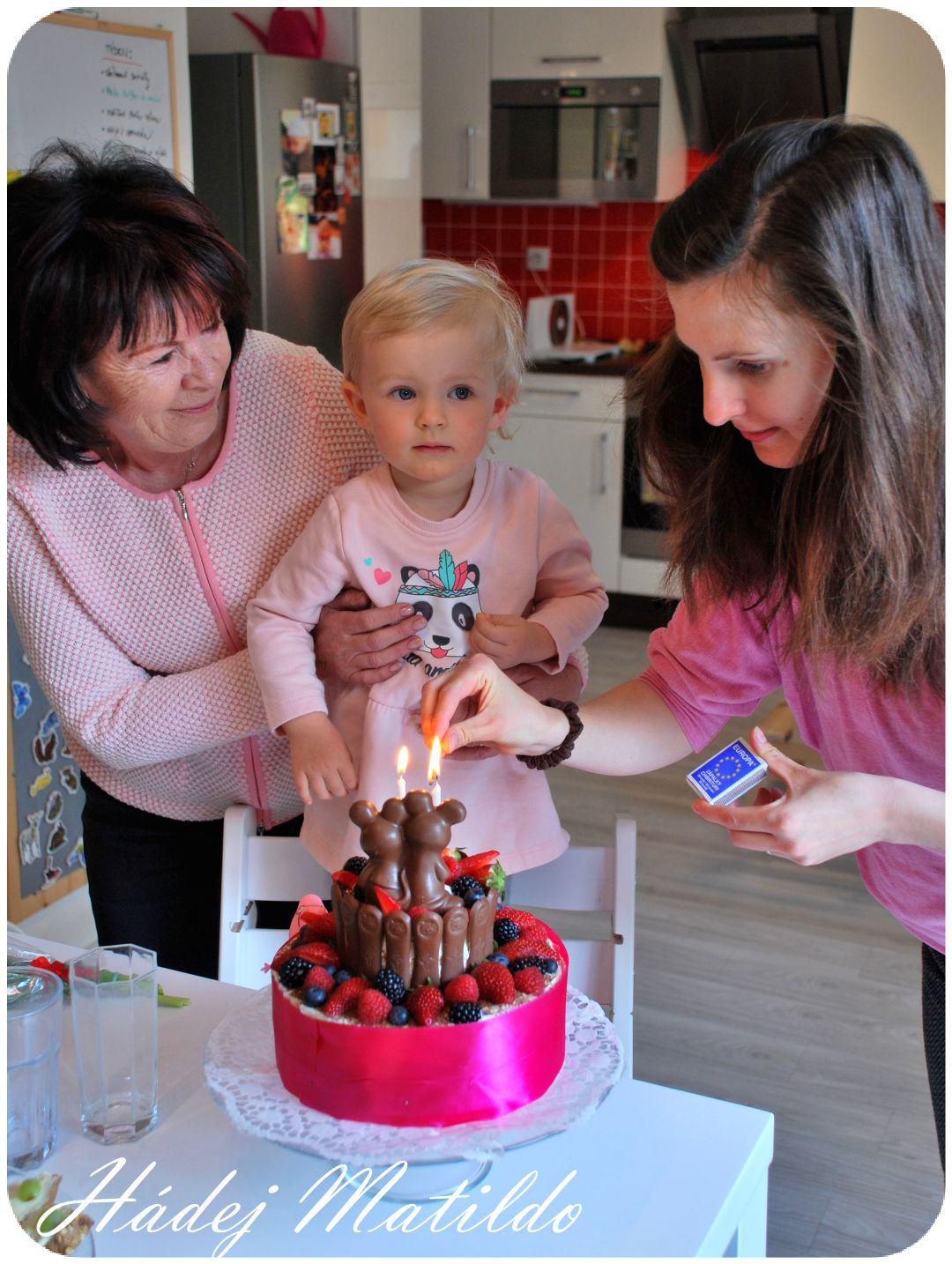 druhé narozeniny, oslava druhých narozenin